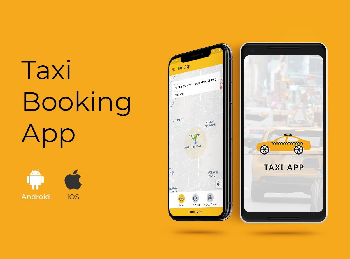 Best taxi booking app